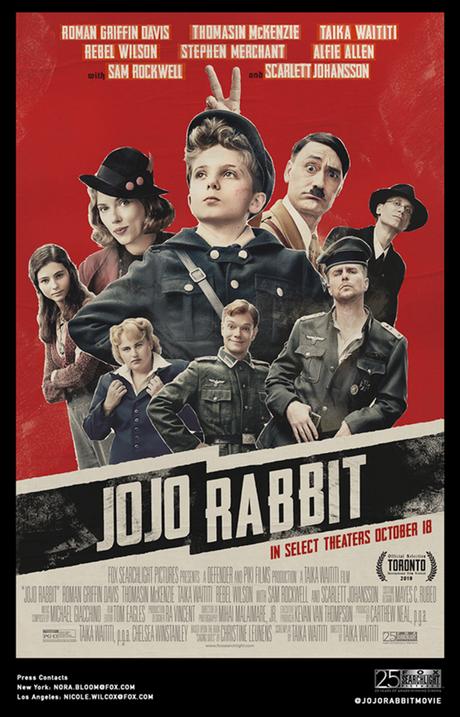 Králíček Jojo / Jojo Rabbit (2019) | ČSFD.cz