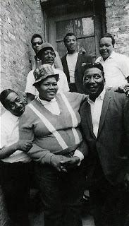 Big Mama Thornton - With the Muddy Waters Blues Band (1966)