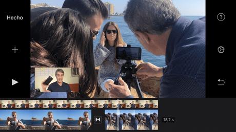 iMovie para iPhone y iPad, la app de edición de vídeo más versátil [Serie: 4]