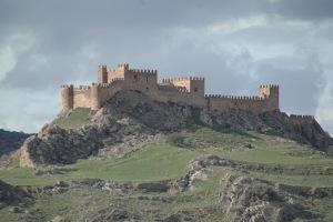 El castillo de Riba de Santiuste
