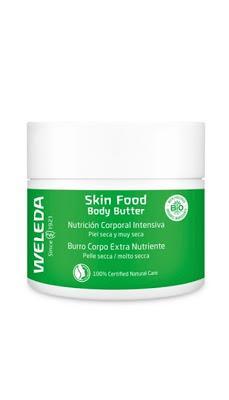 Nutrición Intensiva con Productos Naturales Weleda