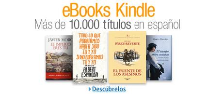 kindle.- e-books más vendidos