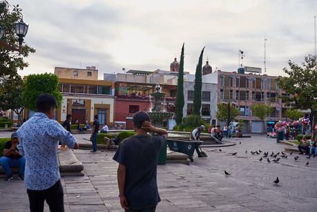 «Toque de queda» podría aplicar en San Luis Potosí de ser necesario