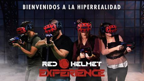 Red Helmet Experience: vive una aventura de realidad virtual