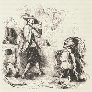 EL DIABLO COJUELO (1641), DE LUIS VÉLEZ DE GUEVARA. NOVELA DE LA OTRA VIDA.