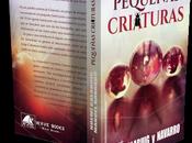'Pequeñas criaturas' novela policíaca ambientada España