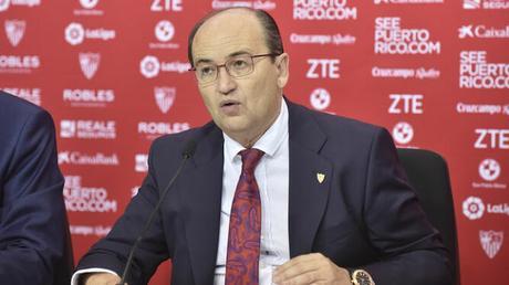 ERTE del Sevilla FC: la plantilla se rebaja el 70 por ciento el sueldo