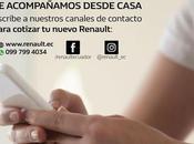 Renault brinda consejos para mantener vehículo óptimas condiciones durante estado emergencia