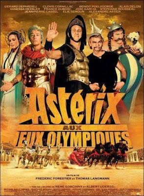 ASTERIX EN LOS JUEGOS OLÍMPICOS (Astérix aux jeux olympiques) (Francia, Alemania, España, Italia, Bélgica; 2008) Comedia, Fantástico
