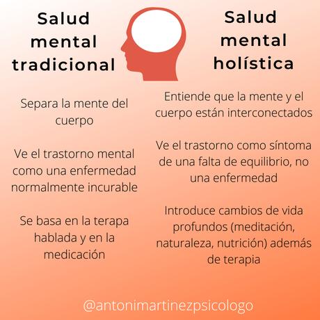 Psicología holística