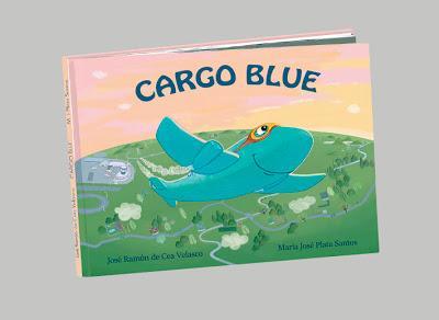 Mis cuentos a TROZOS. CARGO BLUE