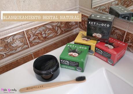 ACTICOCO   Blanqueamiento de dientes natural