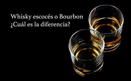 Diferencias entre whisky escocés y bourbon