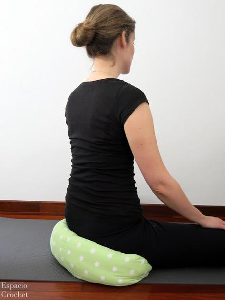 Zafu para yoga