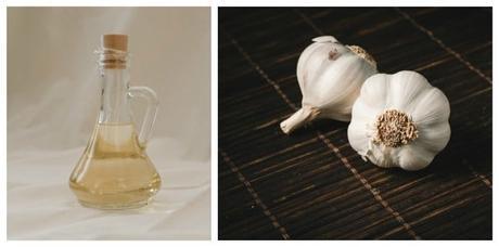 como hacer aceite de ajo