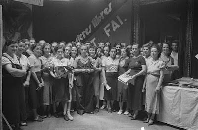 RESEÑA: Mujeres en lucha.