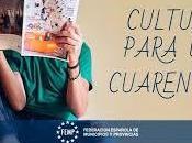 FEMP ofrece recopilatorio fuentes recursos culturales online para cuarentena