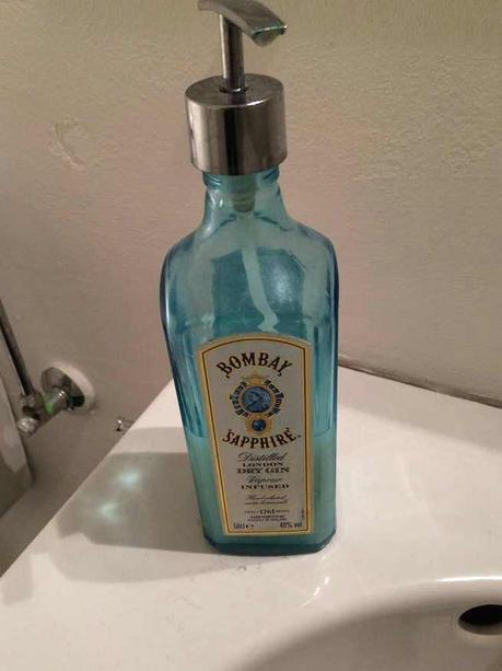 Manualidades con botellas de vidrio o cristal