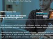 Formaciones gratuitas online: razones empresas apuestan desarrollo personal.
