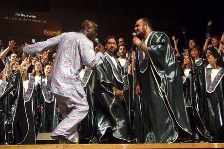 El Coro Gospel de Madrid emociona en Daimiel