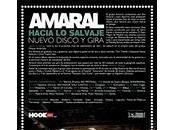 Amaral: nuevo disco gira