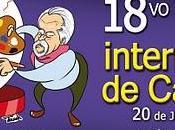 """Programación oficial Festival Internacional caricatura """"Ricardo Rendón"""""""
