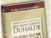 redacción Eduardo Duhalde, omisión Universidad Salvador