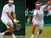Wimbledon: Potro Nalbandian ganaron siguen