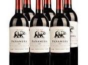 Cinco diferentes uvas Panamera 2007 Vino tinto California