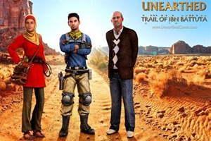 El primer videojuego árabe multiplataforma... ¿eso no es Uncharted?