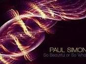[Disco] Paul Simon Beautiful What (2011)