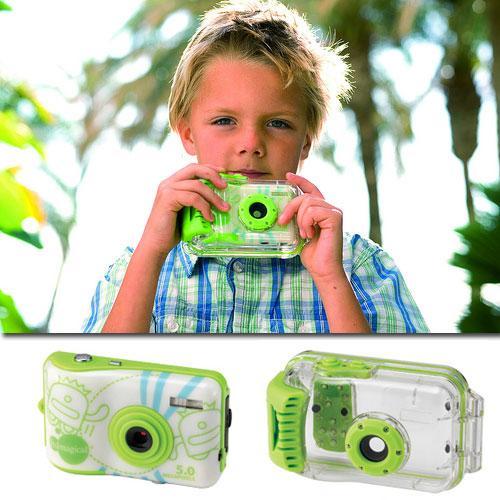 C mara fotogr fica infantil sumergible paperblog - Camaras de fotos infantiles ...