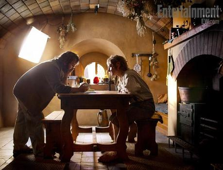 Martin Freeman como Bilbo Bolsón