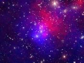 cúmulo Pandora, choque cuatro galaxias distintas