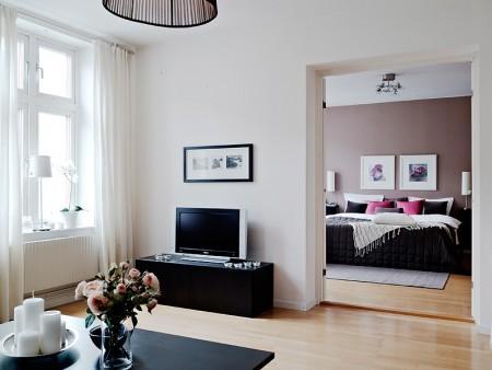 Una decoraci n c lida y personal con muebles de ikea - Decoracion de ikea ...