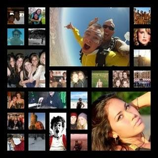 Crea un collage con tus fotos de Facebook