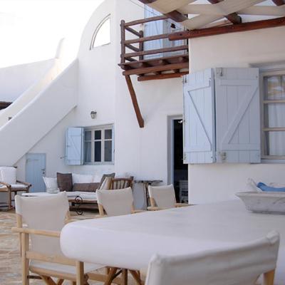 Simplicidad veraniega casas griegas paperblog for Casas en islas griegas