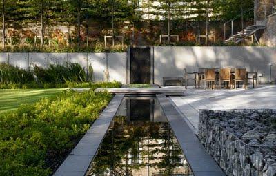 Nuevos jardines minimalistas paperblog - Jardines modernos minimalistas ...