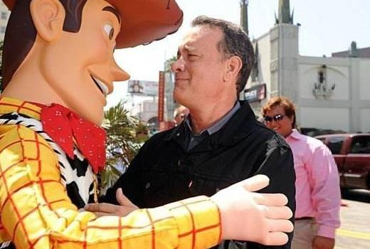 Tom Hanks dice que habrá Toy Story 4