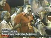 Honduras: crean fuerza política para alcanzar poder video]