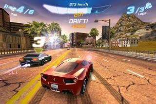 Juego de carreras para Android y iOS