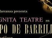 Première Tiempo barrilete, Julio Cortázar Xanxa Marranxa Incògnita Teatre.