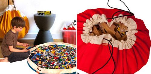 Swoop bags para ordenar la habitaci n de los ni os paperblog - Ordenar habitacion ninos ...