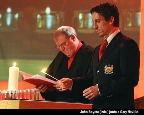 Un pastor bautista en el banquillo del Manchester United