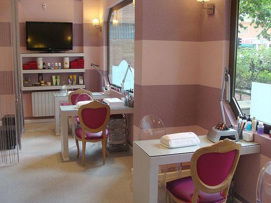 Nails couture madrid paperblog - Decorar mi salon ...