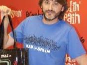 simpatico Fernando Tejero presenta nueva colección Spain diseñada Mariscal