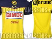 Ésta sería nueva camiseta Nike América: Temporada 2011-2012