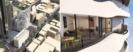 El edificio que observará Melbourne desde el pasado