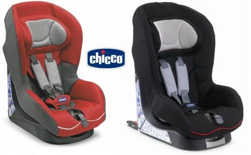 Silla de retenci n infantil key 1 isofix paperblog - Silla coche chicco ...