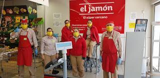 CONCLUÍDA LA REALIZACIÓN Y REPARTO DE DIEZ MIL MASCARILLAS Y MIL PANTALLAS PROTECTORAS
